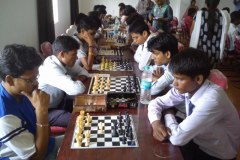 RGPV Nodel Inter College chess competition SEP 2013